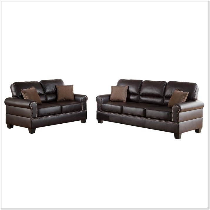 2 Piece Living Room Set Rocker