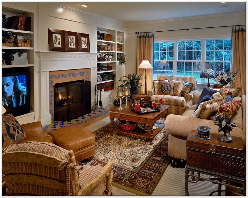 21 Cozy Living Room Ideas The Spruce