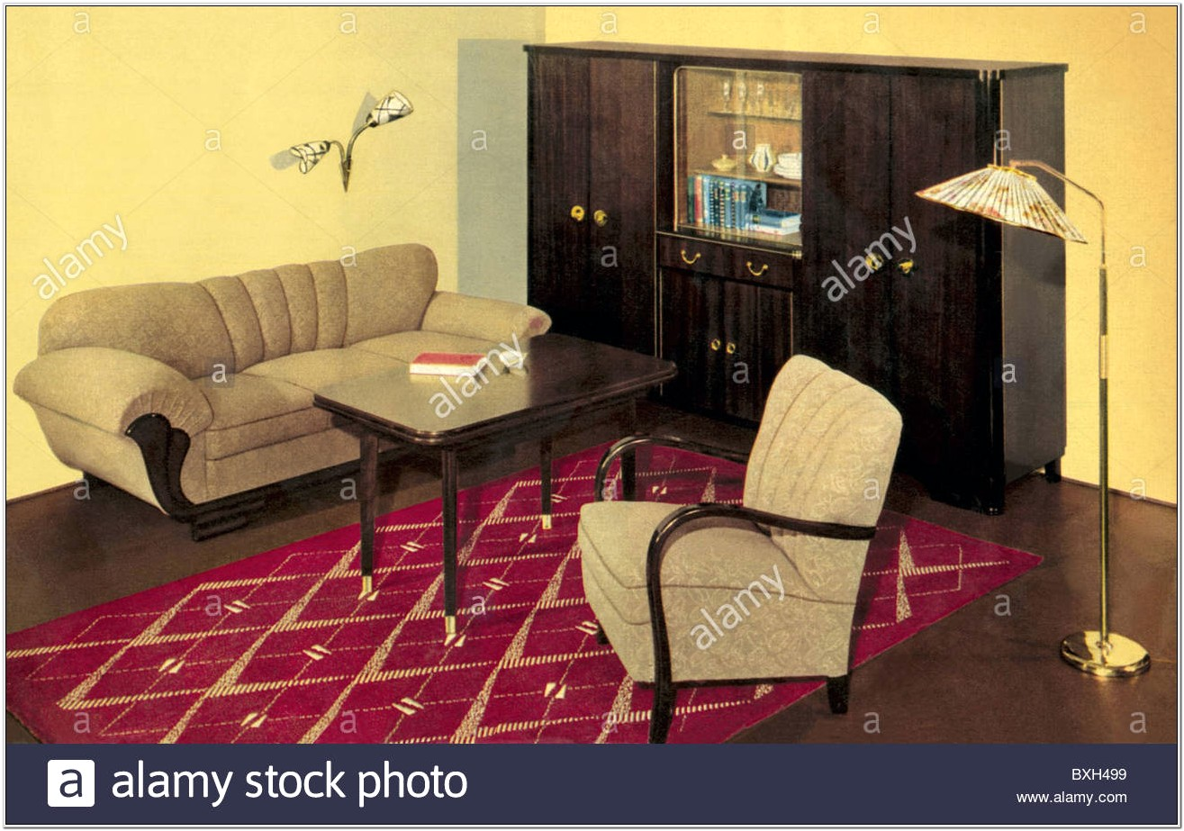 50s Living Room Sets