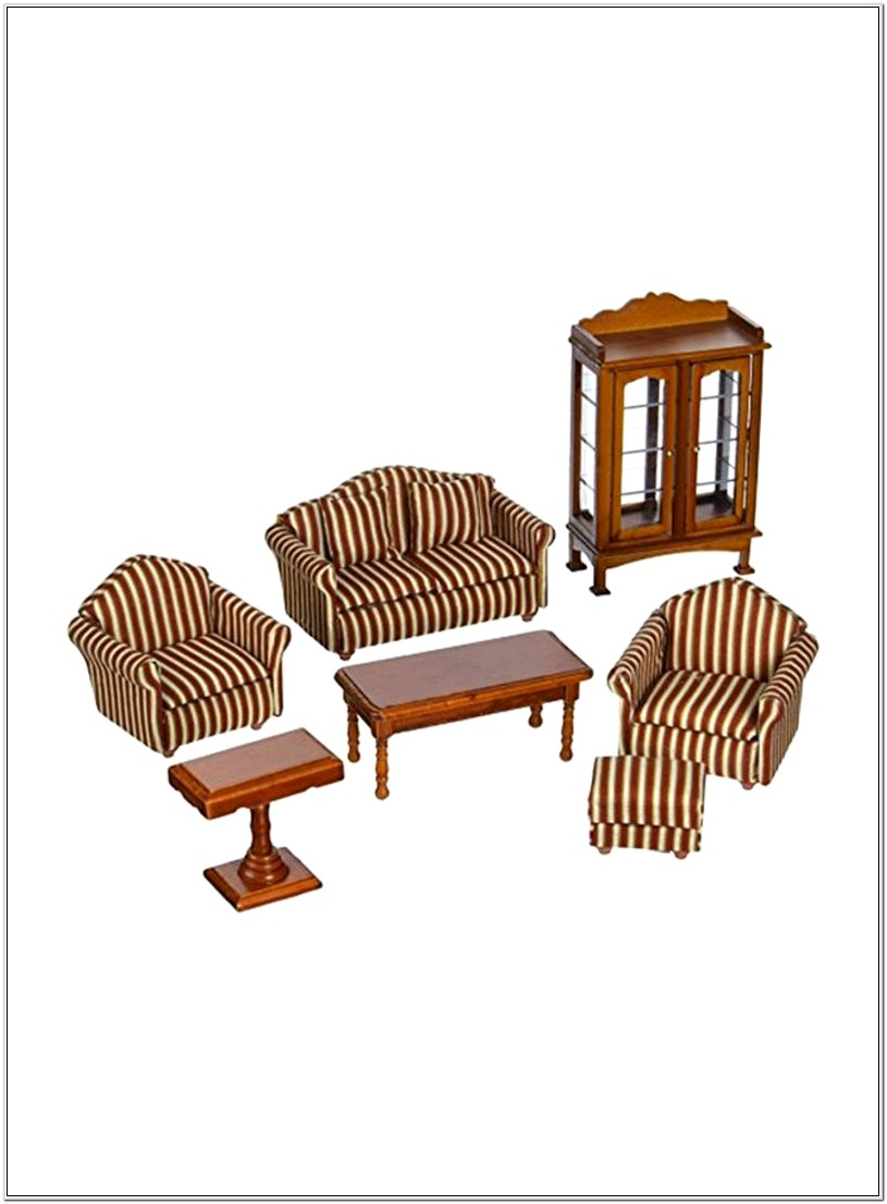 9 Piece Living Room Set