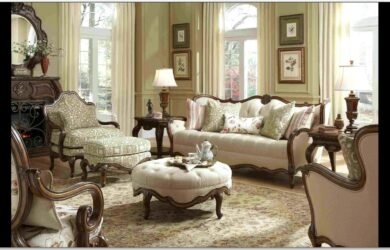 Aico Living Room Set