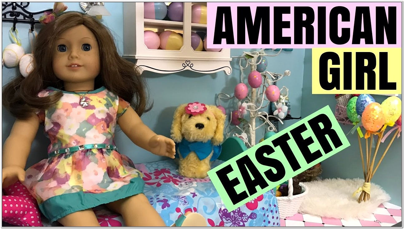 American Girl Doll Bedroom Decorating