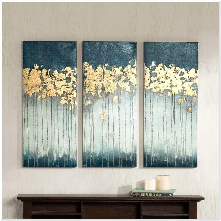Art Idea For Living Room Painting