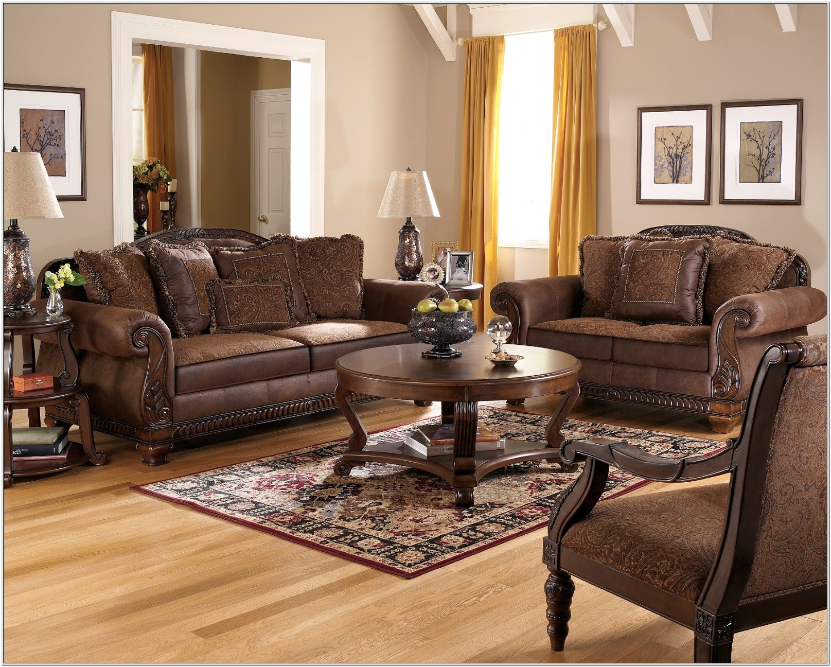 Ashley Furniture Living Room Sets