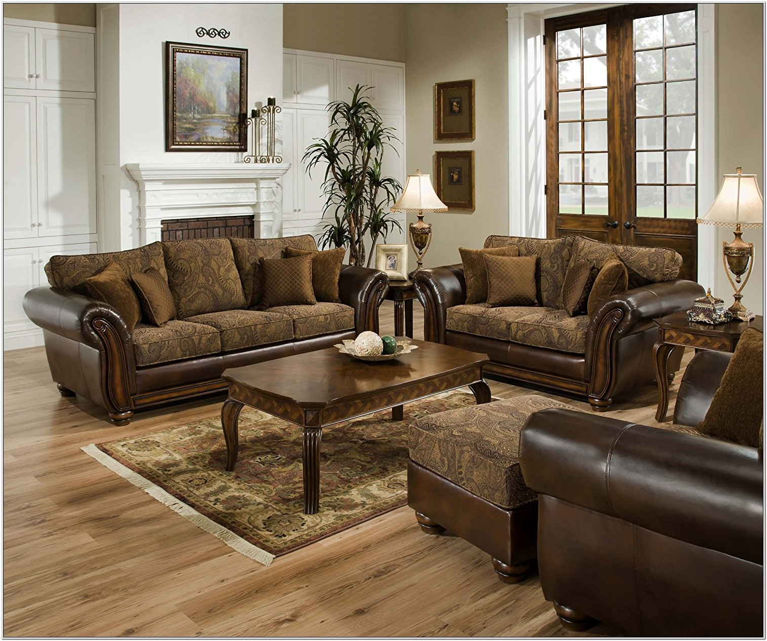 Aspen Group Living Room Set