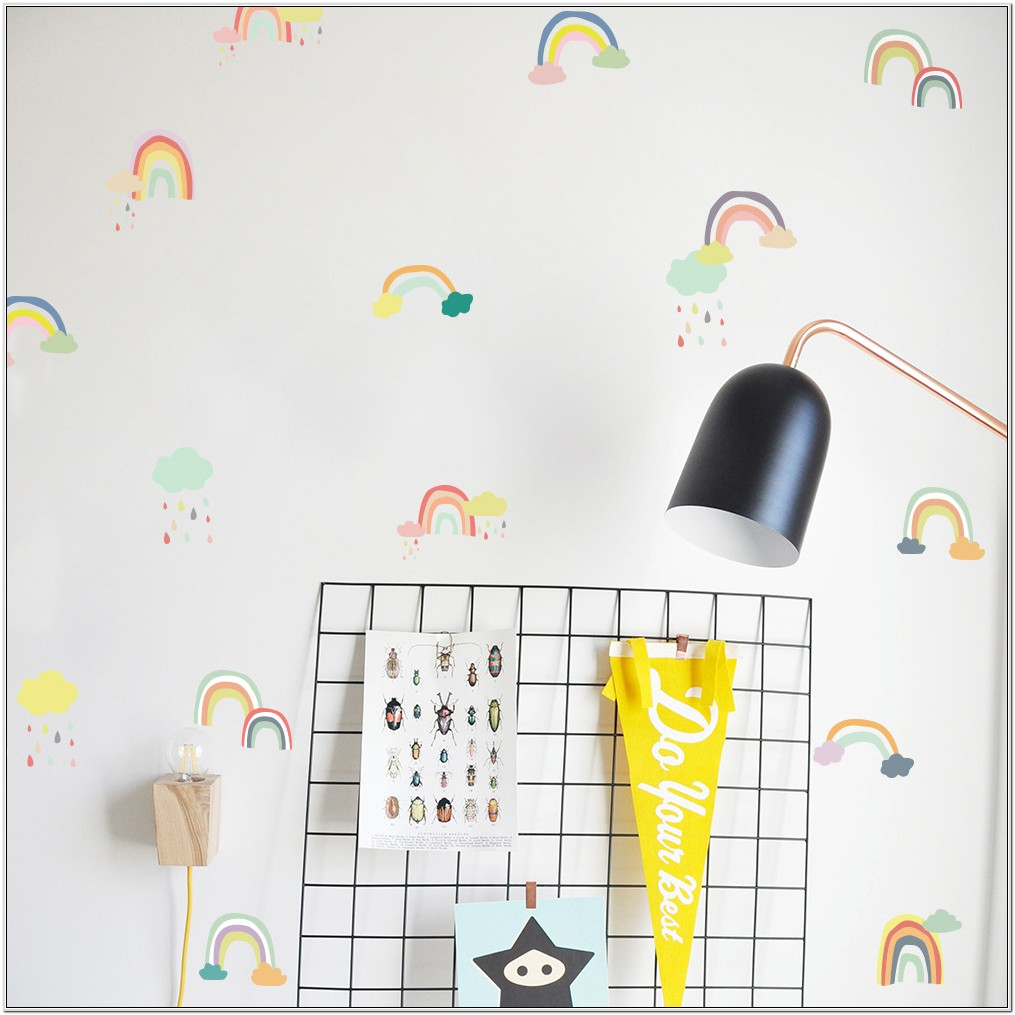 Baby Bedroom Wall Decoration