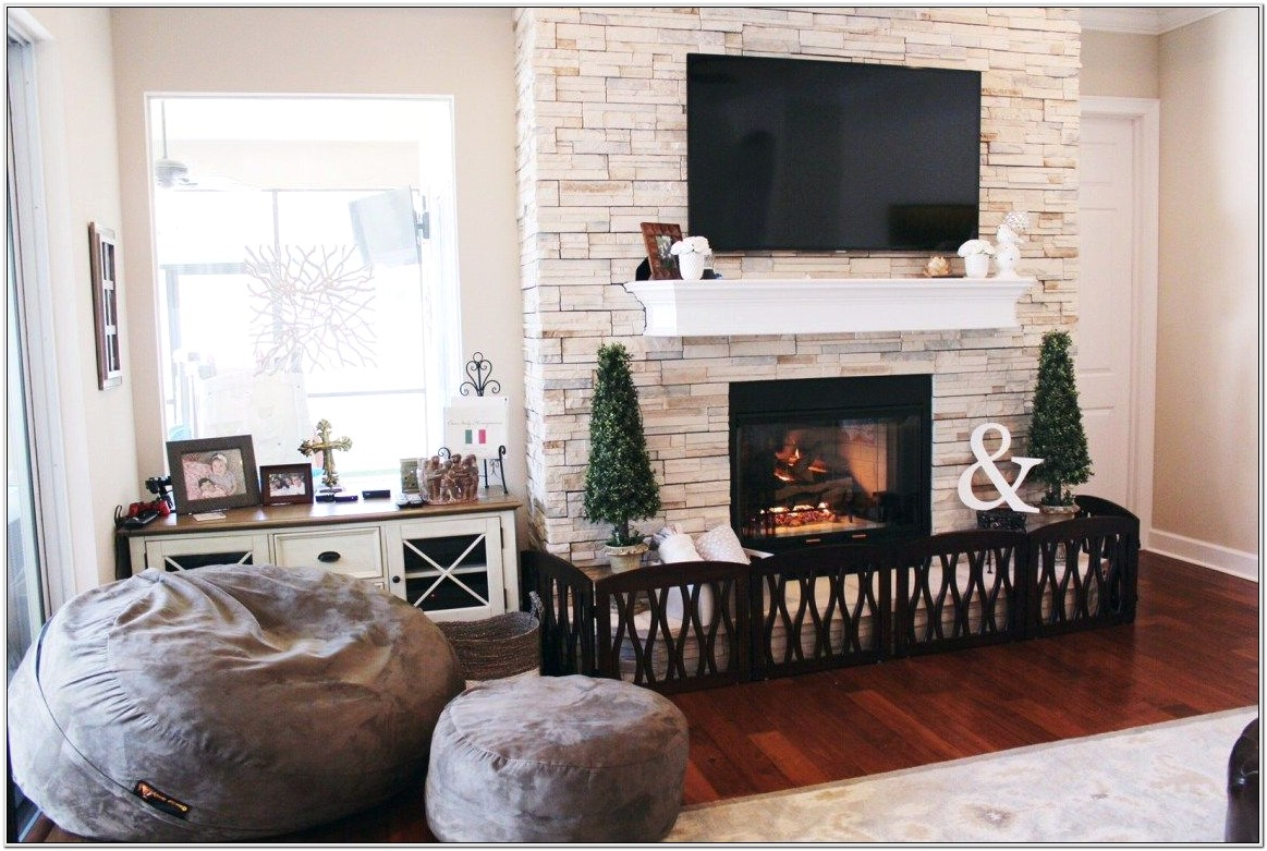Baby Safe Living Room Ideas