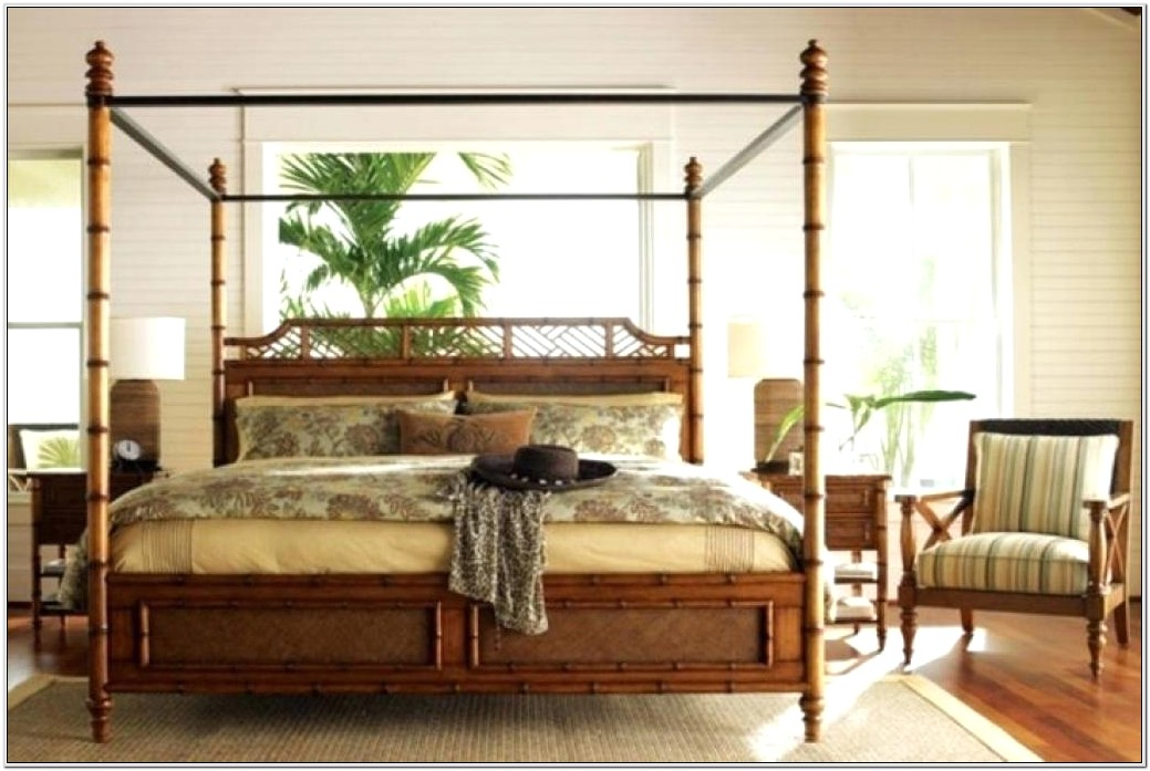 Bamboo Bedroom Decorating Ideas
