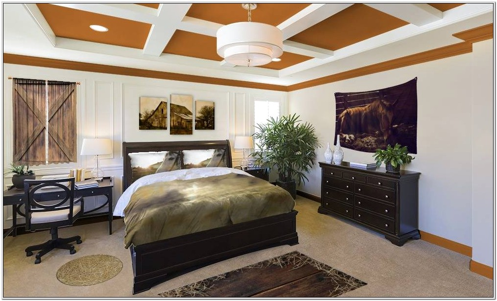 Barrel Racing Bedroom Decor
