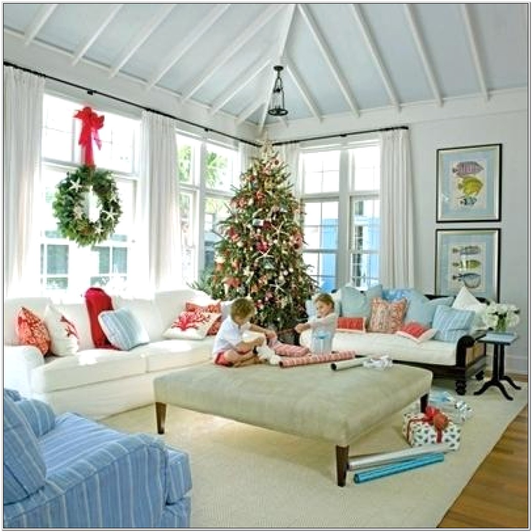 Beach Cottage Decorating Ideas Living Room