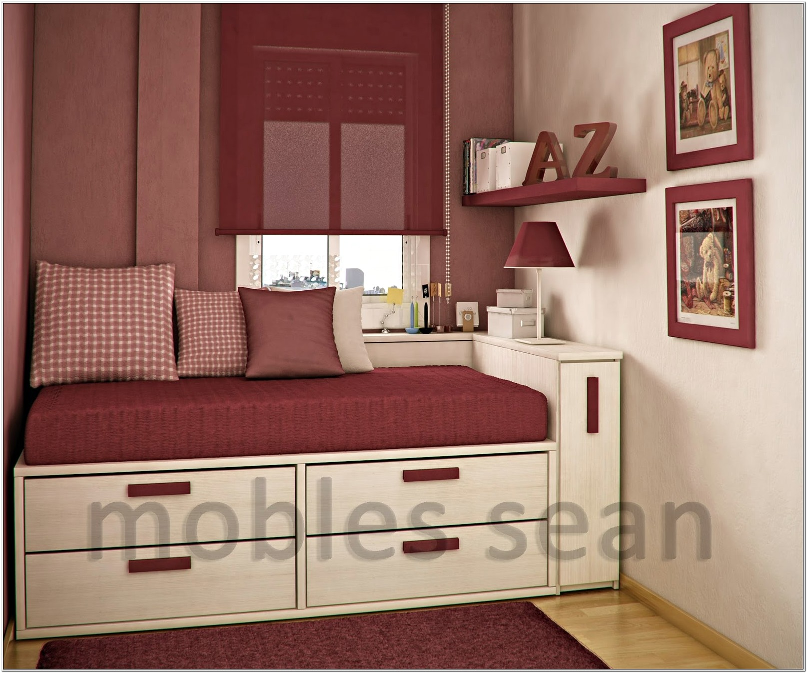 Bedroom Decor Small Spaces
