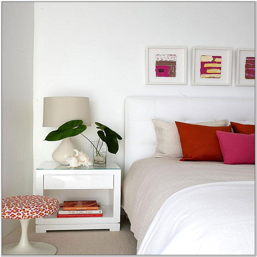 Bedroom Decor With Brown Furniture