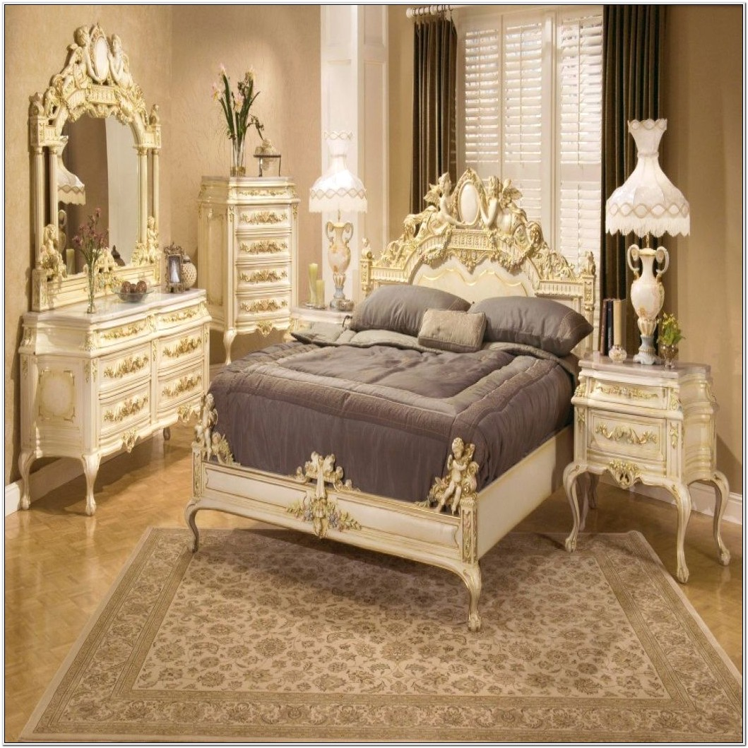 Bedroom Decorating Ideas With Queen Ann Furniture