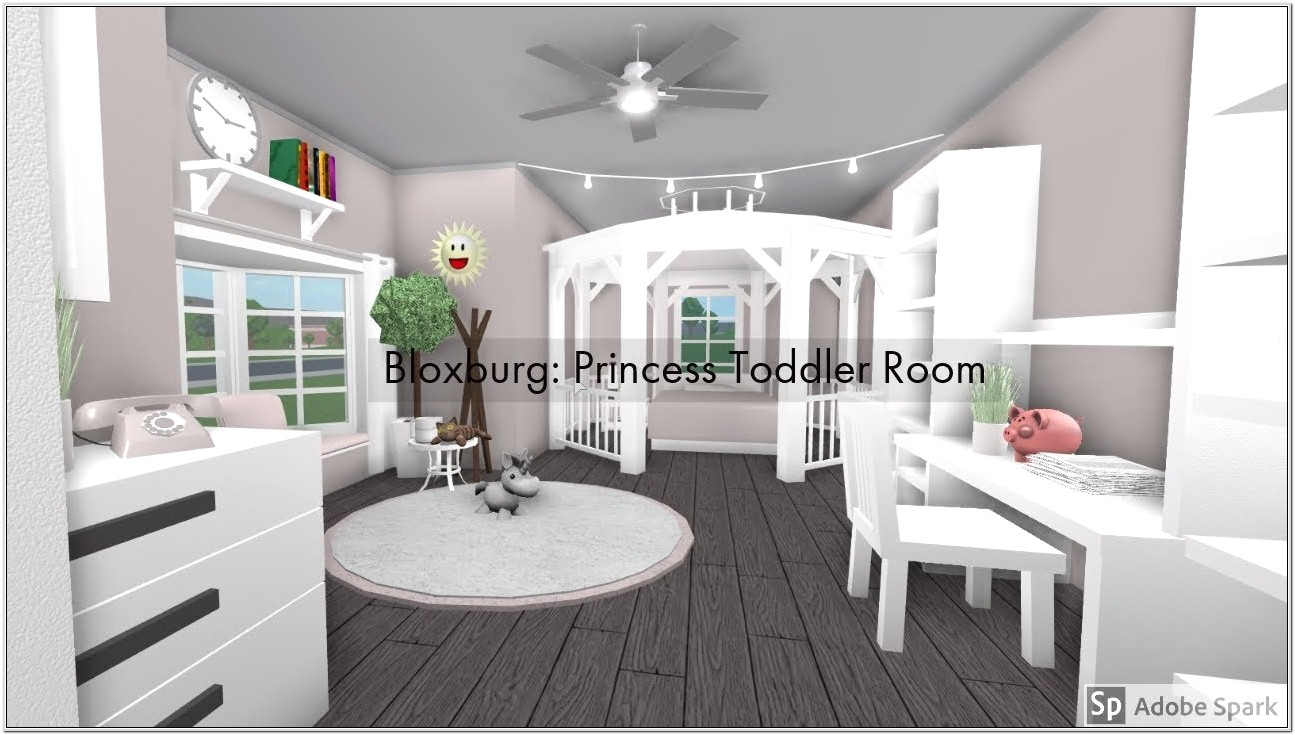 Bedroom Decoration On Bloxburg
