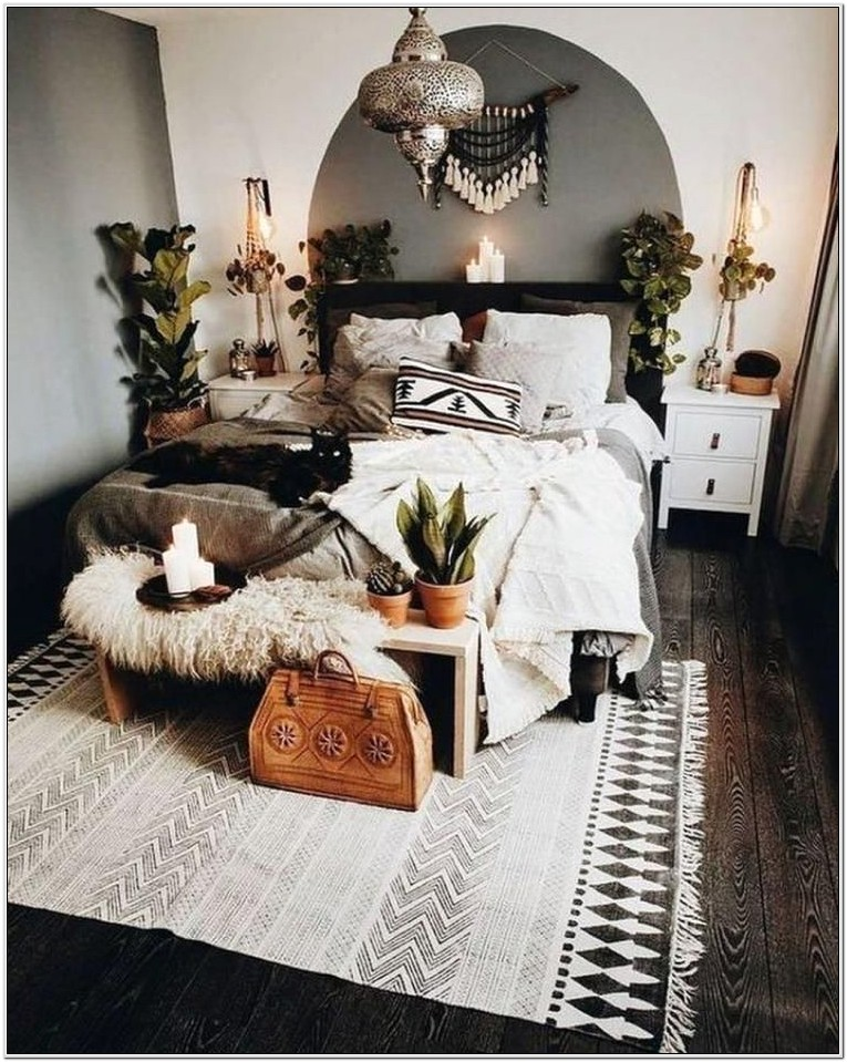 Bedroom Decoration Warm Cozy