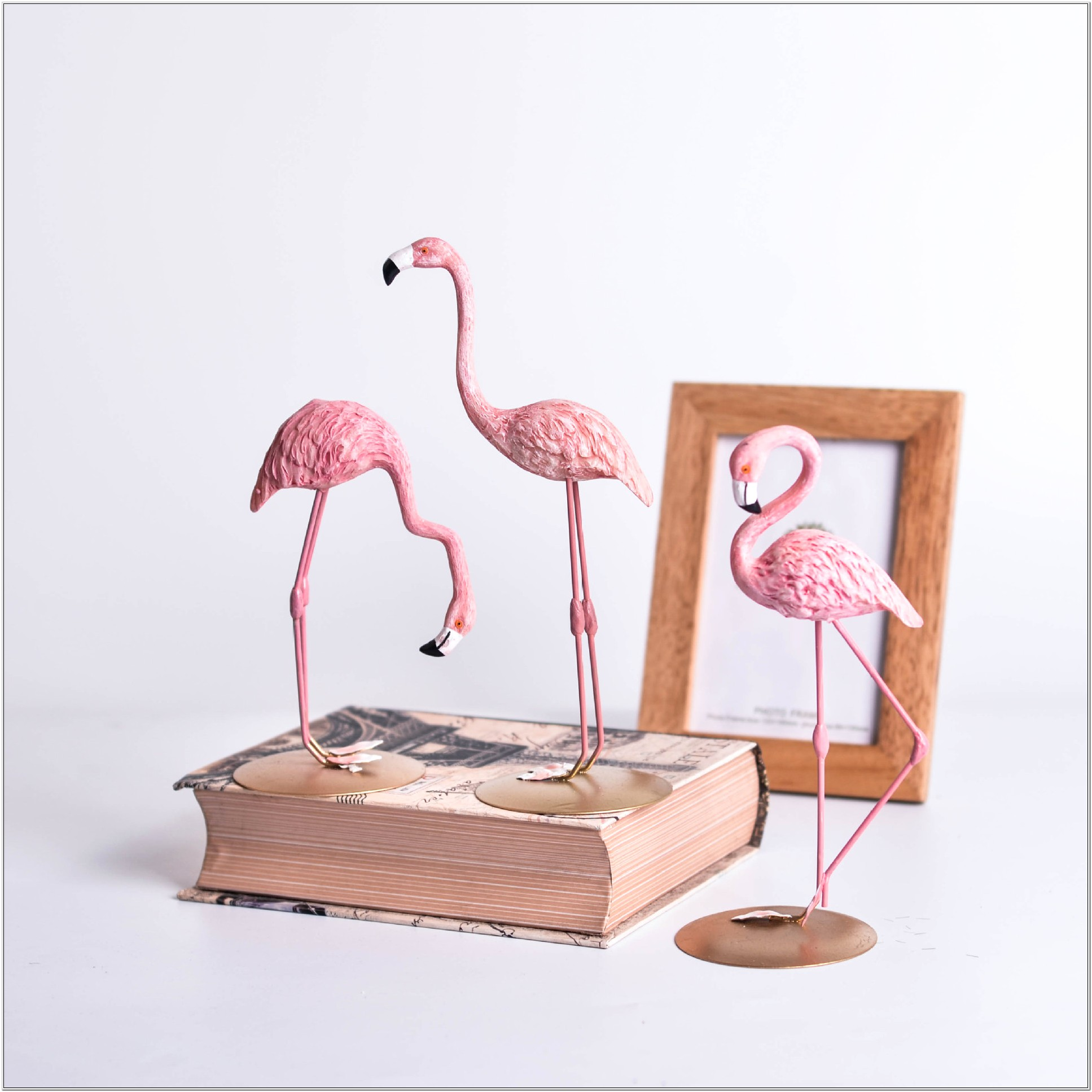 Bedroom Flamingo Home Decoration