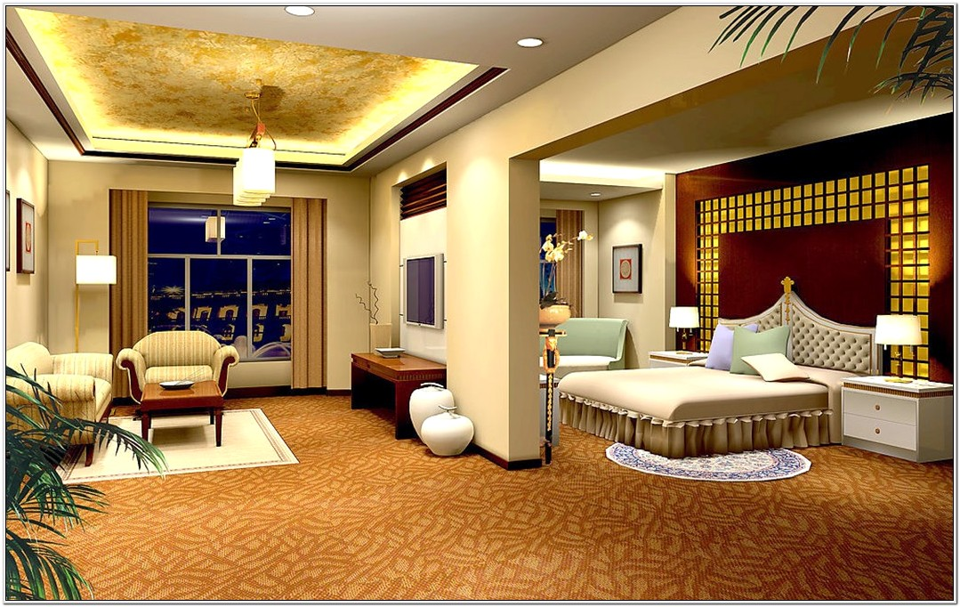 Bedroom Living Room Designs