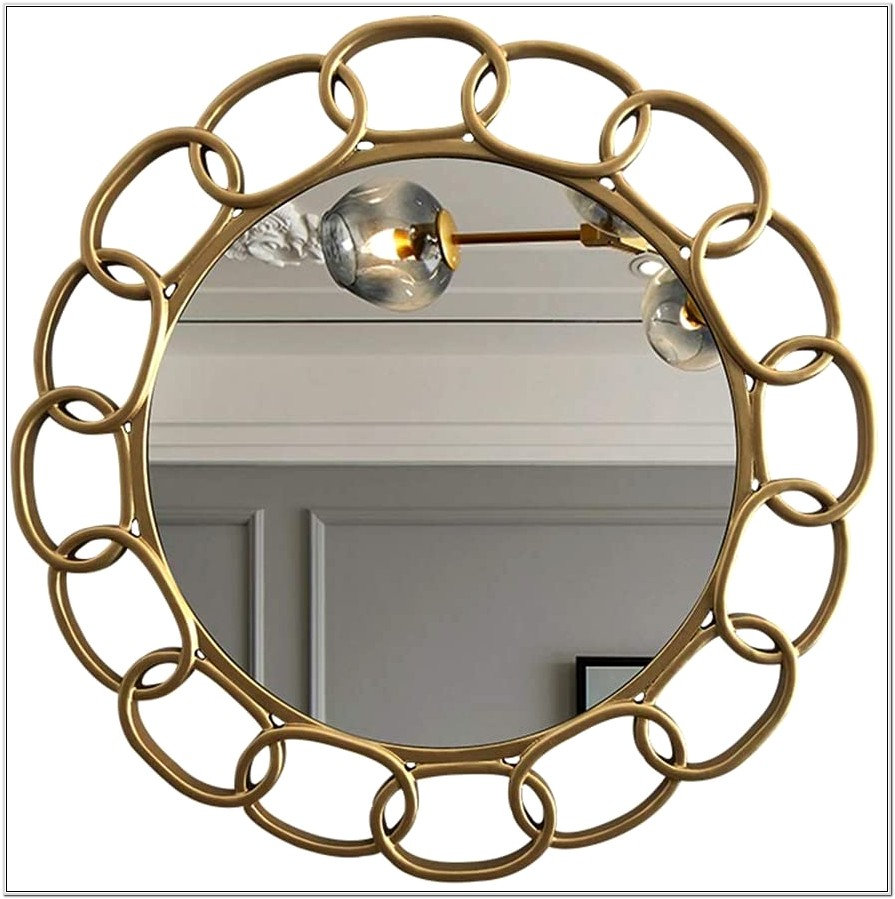 Bedroom Wall Decorative Mirror