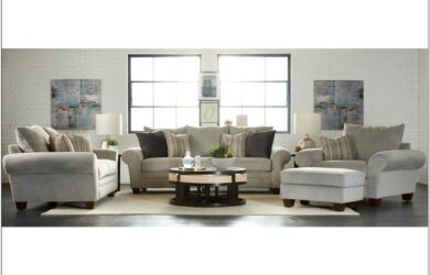 Bernie And Phyls Leather Living Room Sets
