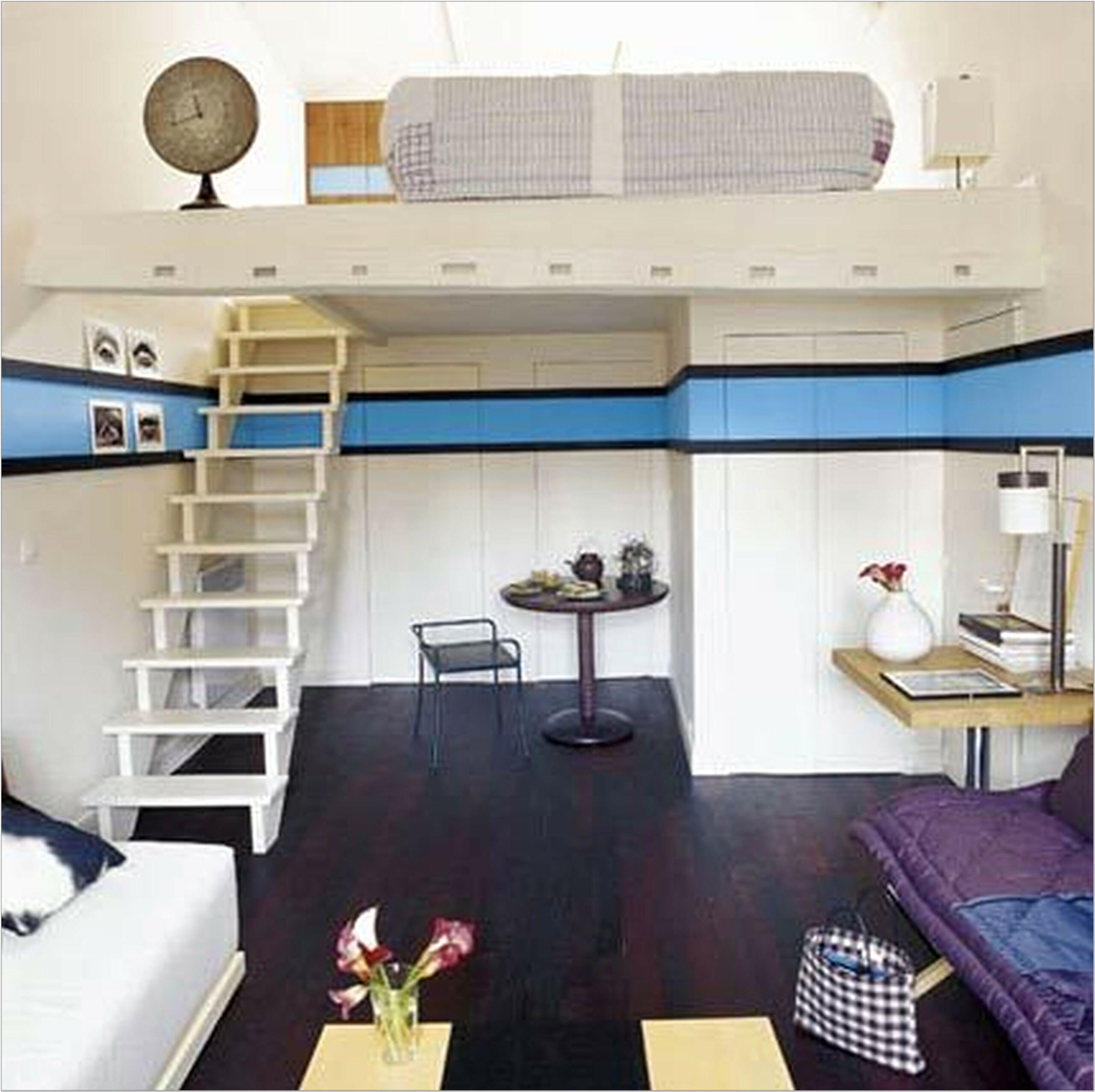 Best Decoration For One Bedroom Interior