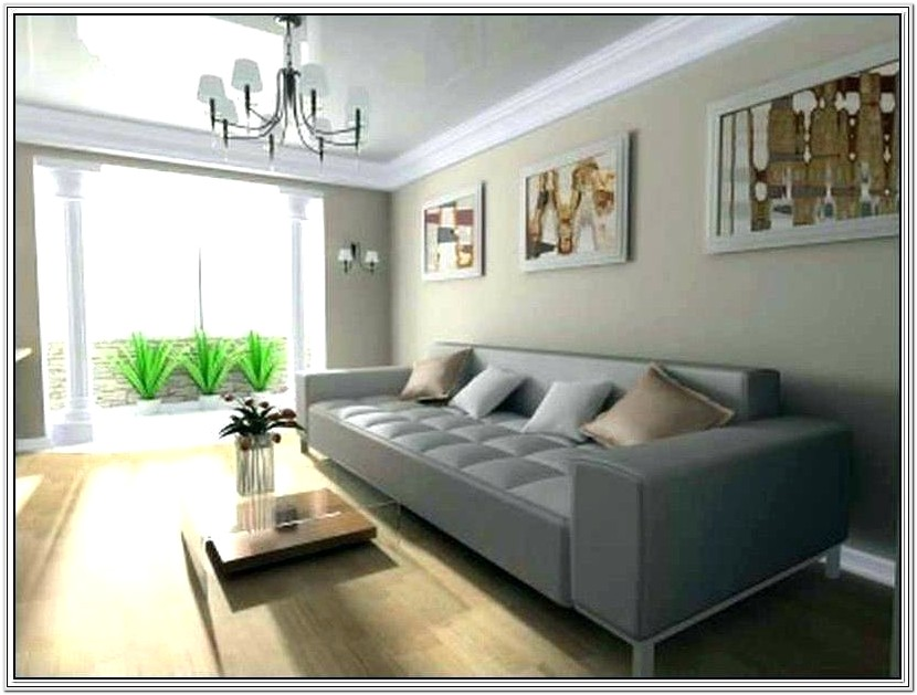 Best Gray Paint For Small Living Room