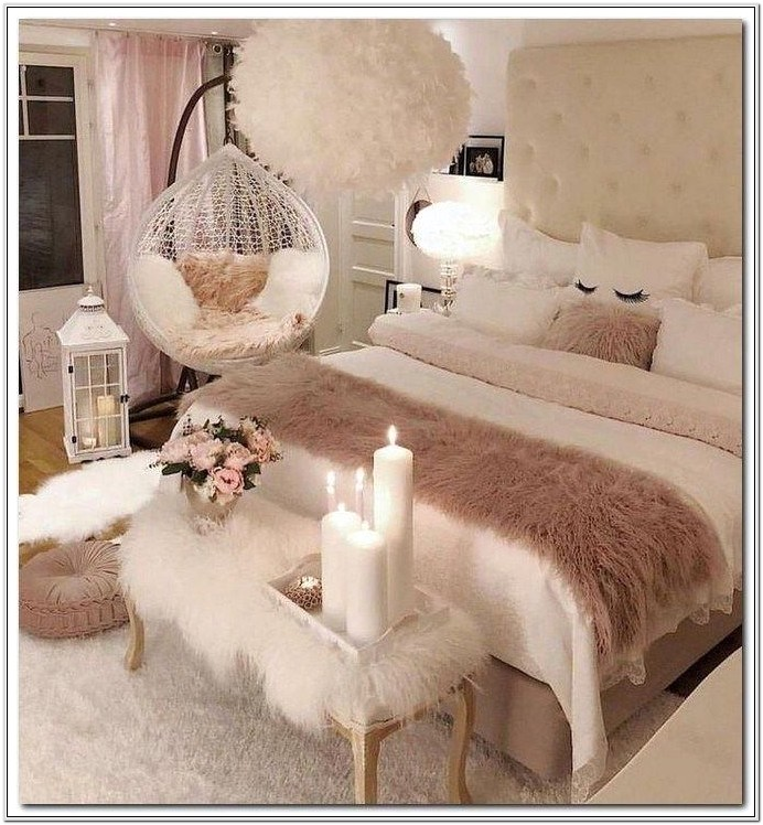 Big Master Bedroom Decor