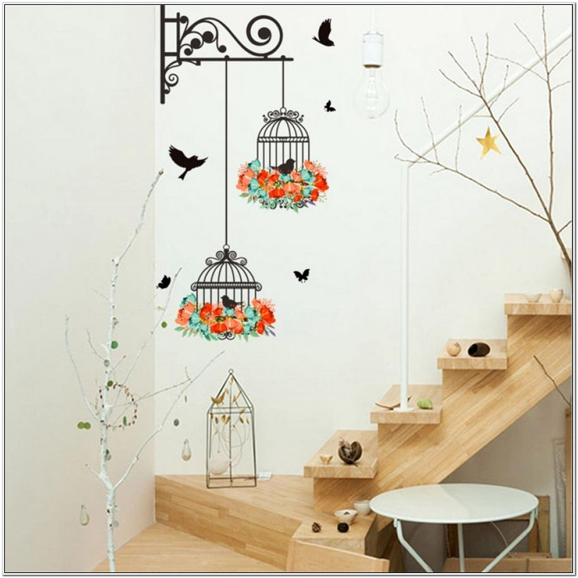 Bird Cage Decor Bedroom