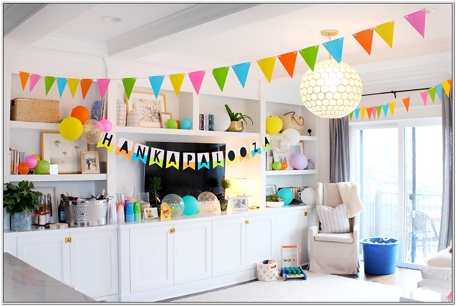Birthday Decorations For Her Living Room