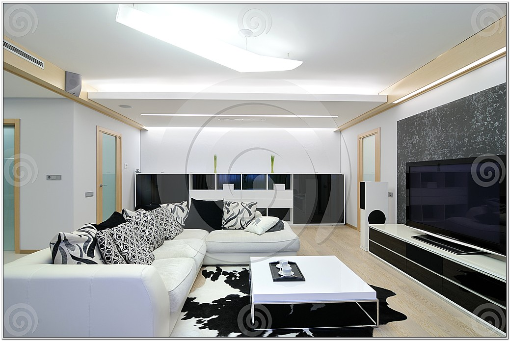 Black And White Living Room Ideas Pictures