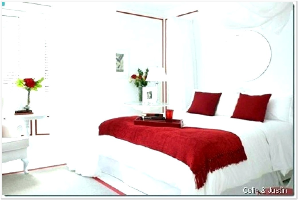 Black White Red Decorating Ideas Bedrooms