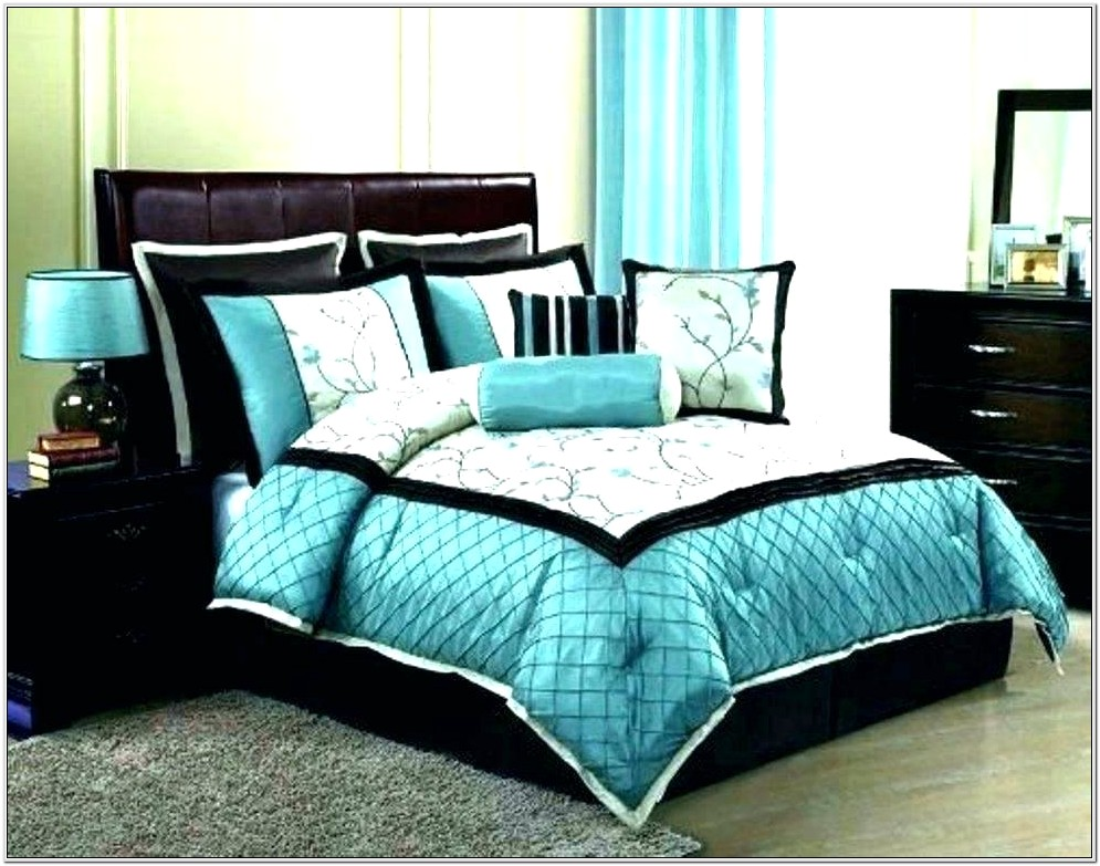 Blue And Brown Bedroom Decor Ideas