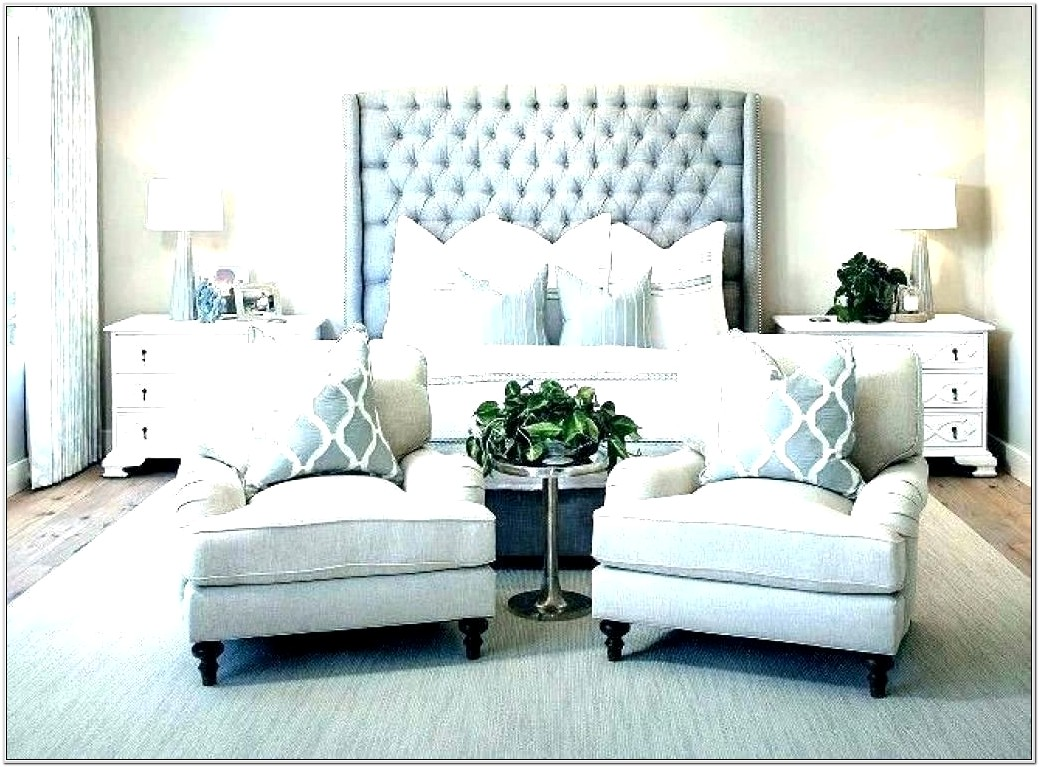 Blue Grey And White Bedroom Decor Ideas