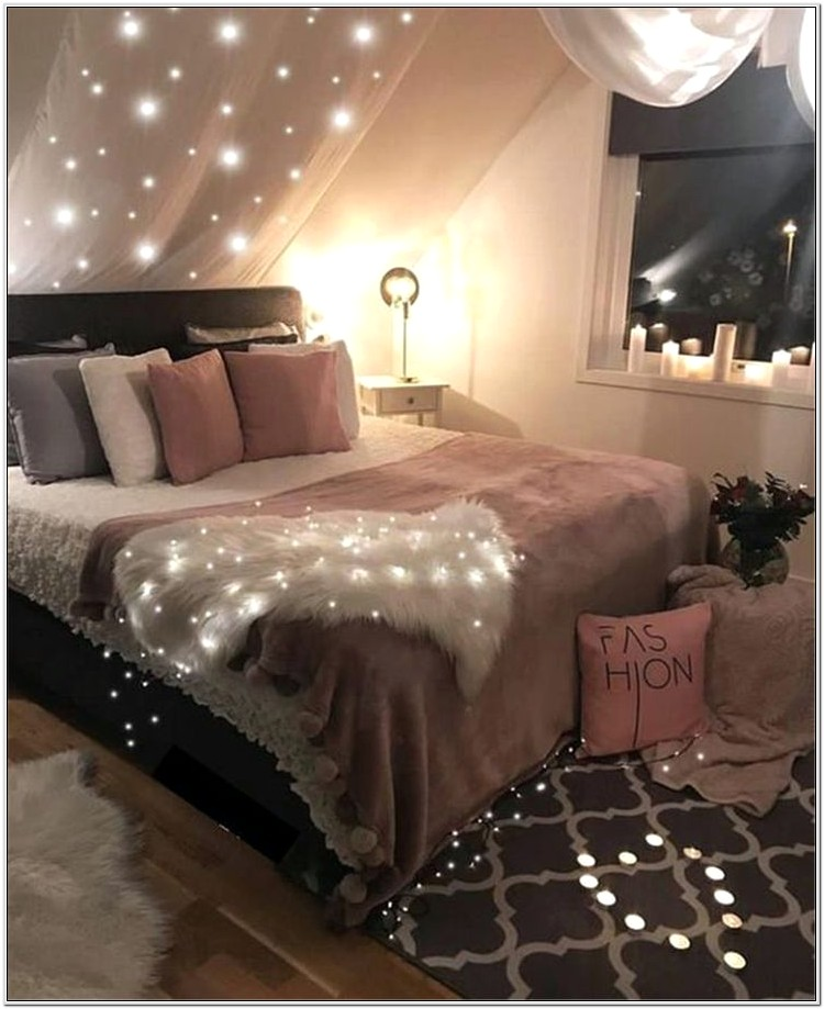 Brown And Pink Girls Bedroom Decor Ideas