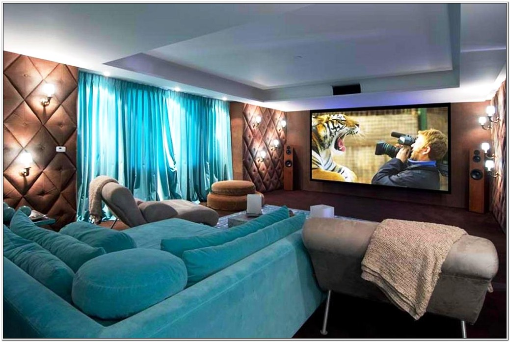 Brown Beige And Turquoise Living Room Ideas