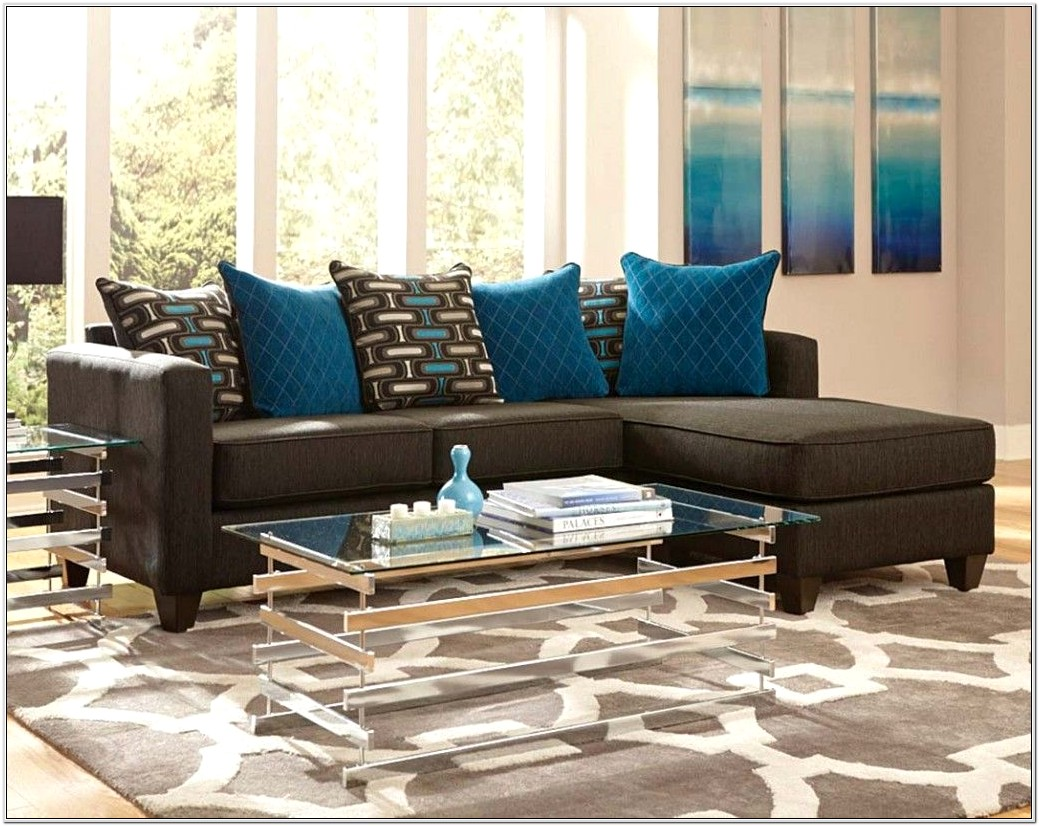 Brown Living Room Set Decor