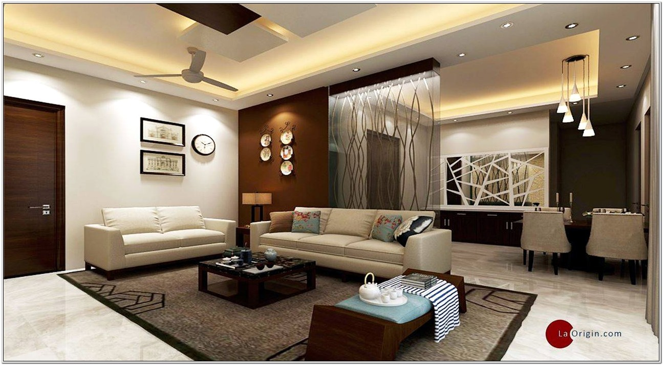 Bungalow Living Room Interior Design