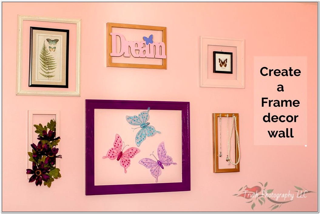 Butterfly Themed Bedroom Decor