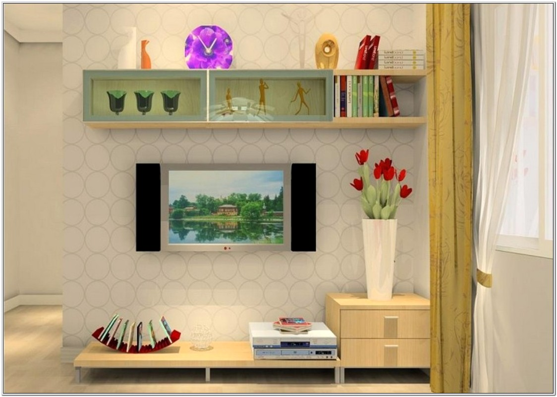 Cabinets In Small Living Room