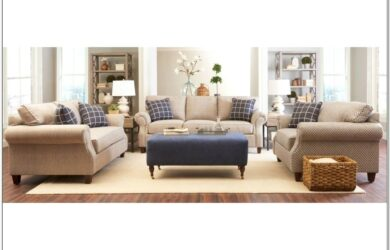 Casual Living Room Furniture Sets