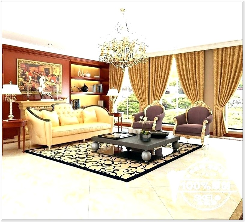 Ceramic Tiles Living Room Designs