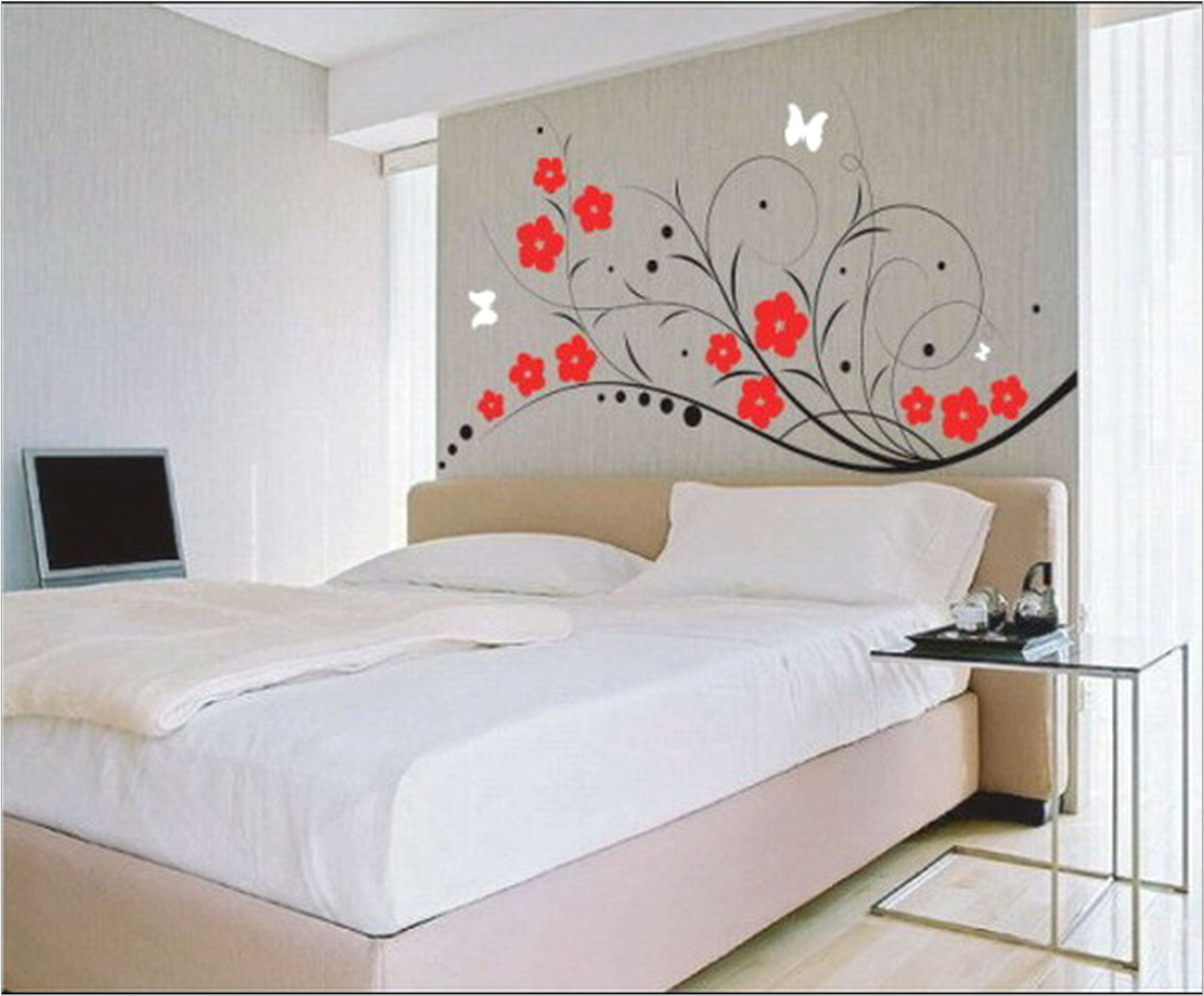 Cheap Wall Decorating Ideas Bedroom