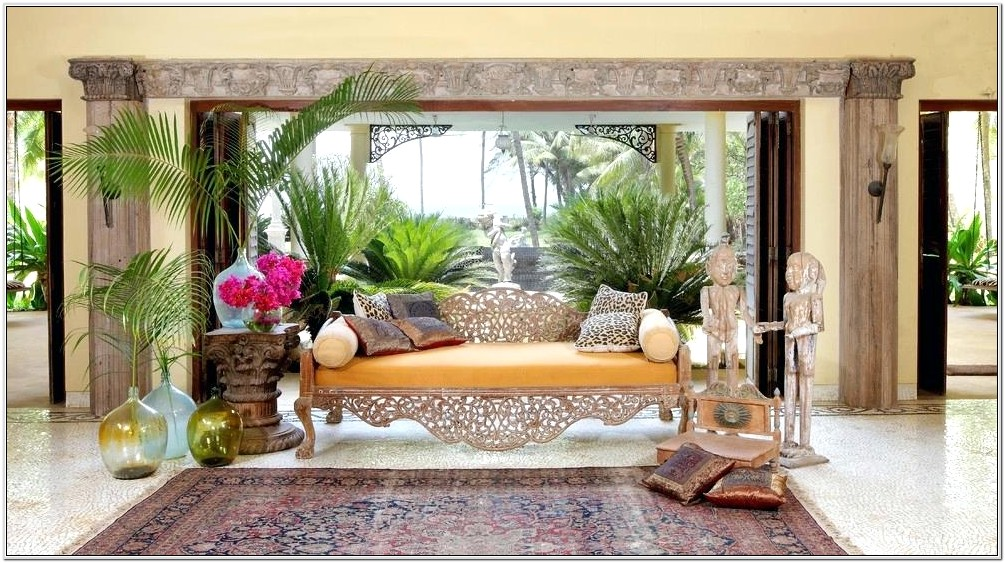 Cheetah Living Room Ideas
