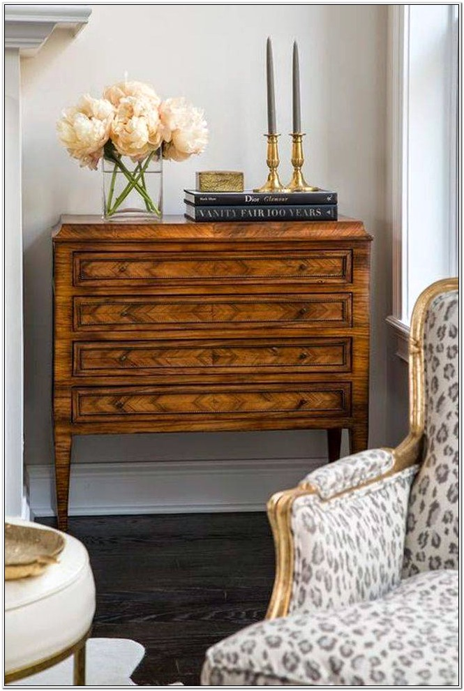 Chest Of Drawers Decor For Living Room
