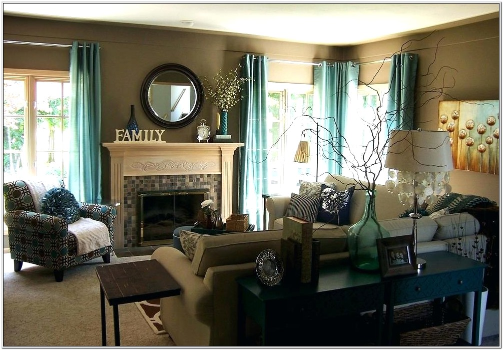 Chevron Living Room Ideas