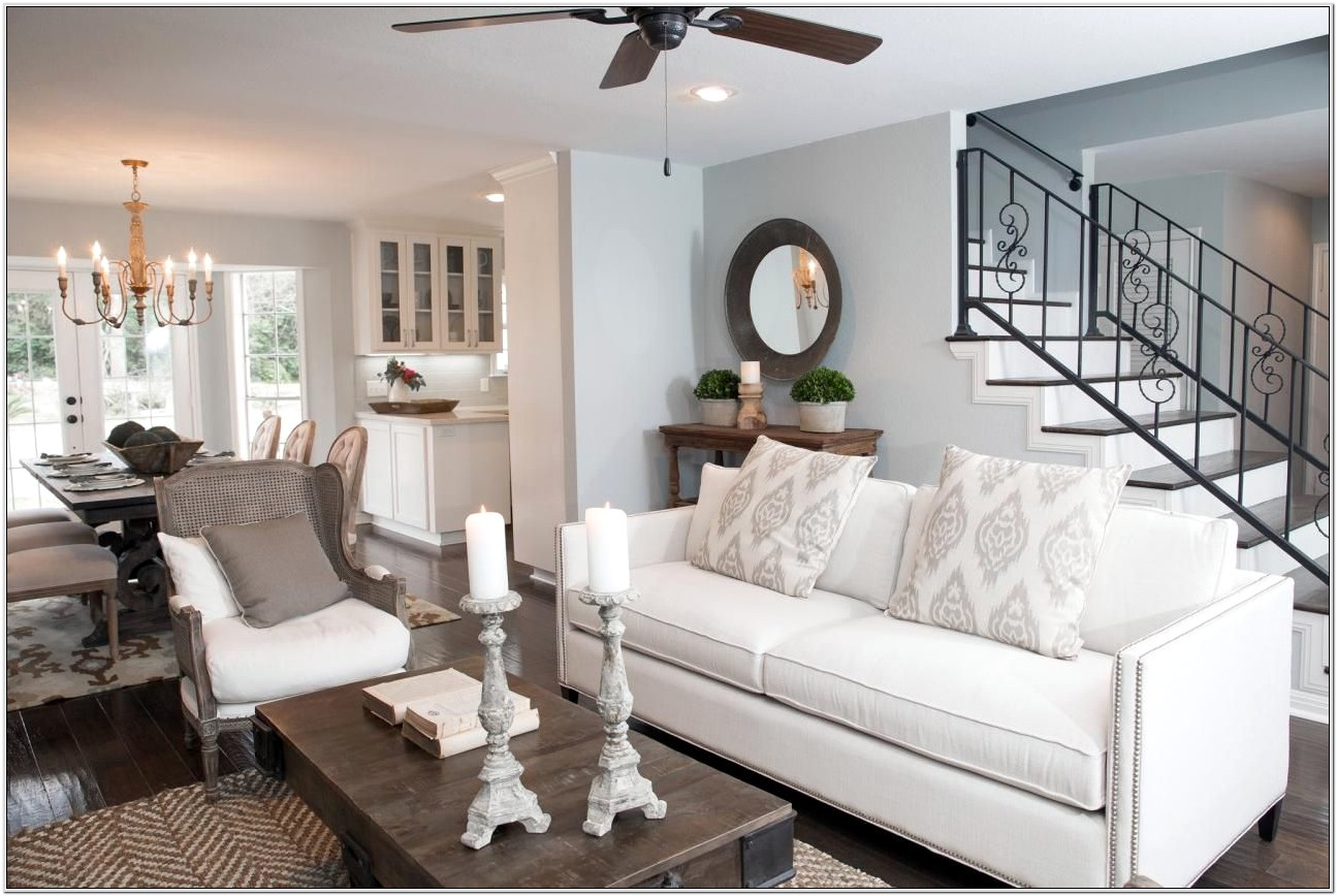 Chip And Joanna Design Ideas Living Room