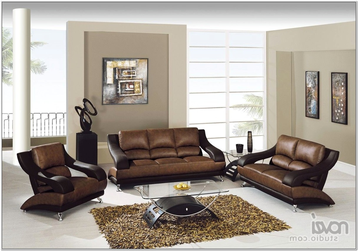Chocolate Brown Furniture Living Room Ideas