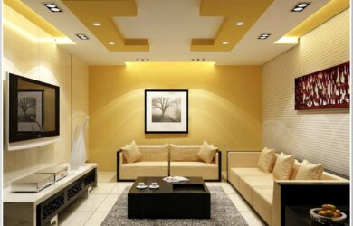 Cieling Ideads For Small Living Room