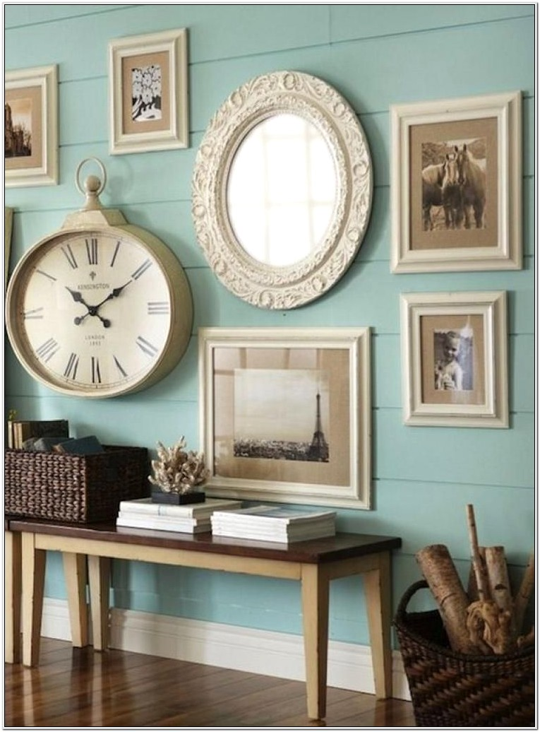 Classic Wall Designs For Living Room