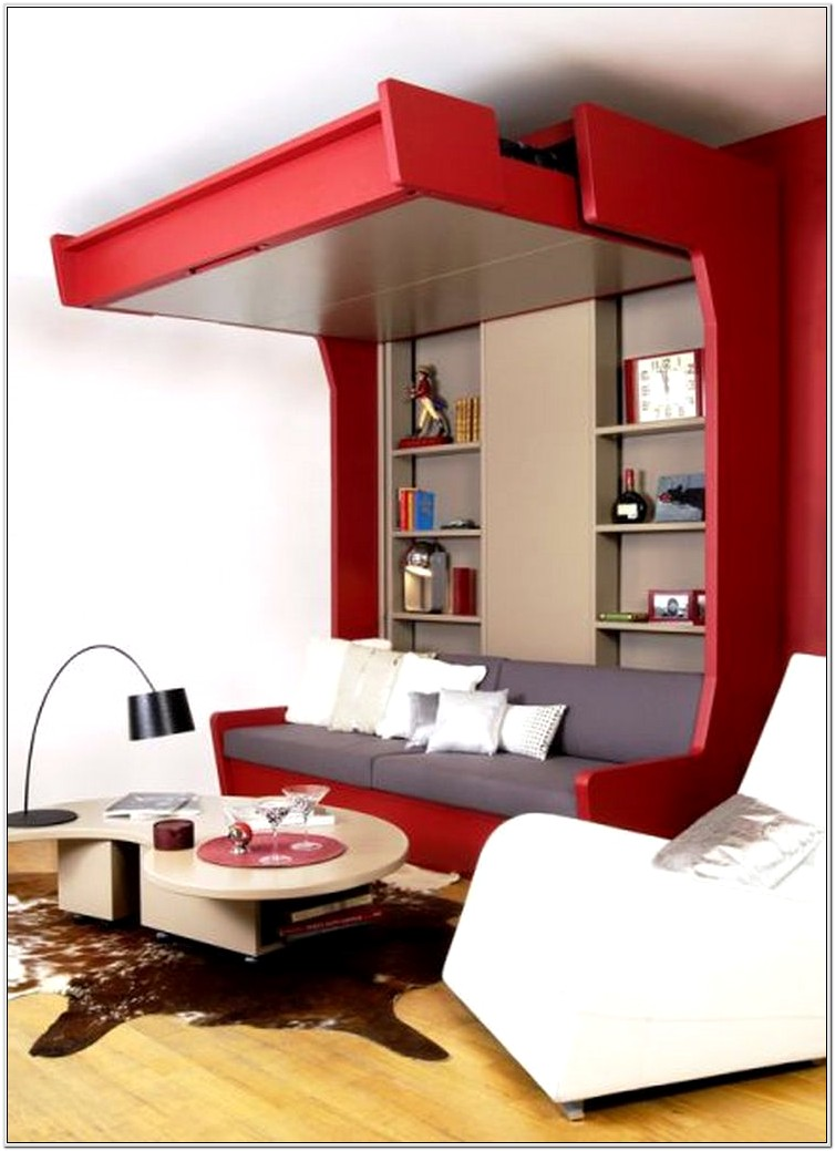 Contemporary Living Room Furniture For Small Spaces