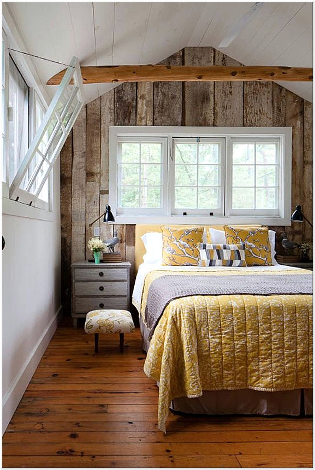 Cottage Style Master Bedroom Decorating Ideas